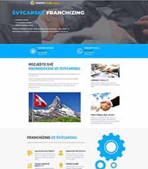 švýcarský franchizing